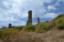 The ruins of Naula
