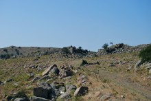 Neandria, overview of the site