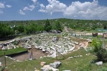 The theatre in Olba