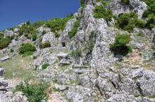 The necropolis in Olba