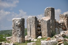 The ruins of Olba