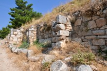 City Walls of Priene