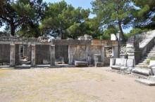 The theater of Priene