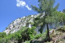City walls of Termessos