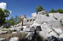 Heroon of Termessos