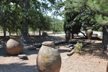 Pithos Garden, Troy