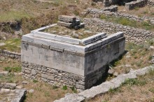 Sanctuary of Unknown Gods of Troy VI-IX