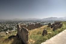 Van Fortress - Urartian walls