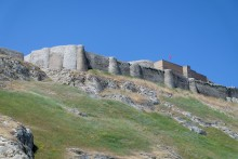 Van Fortress - seen from the north