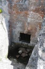 Monumental Phrygian rock tomb in Yazılıkaya